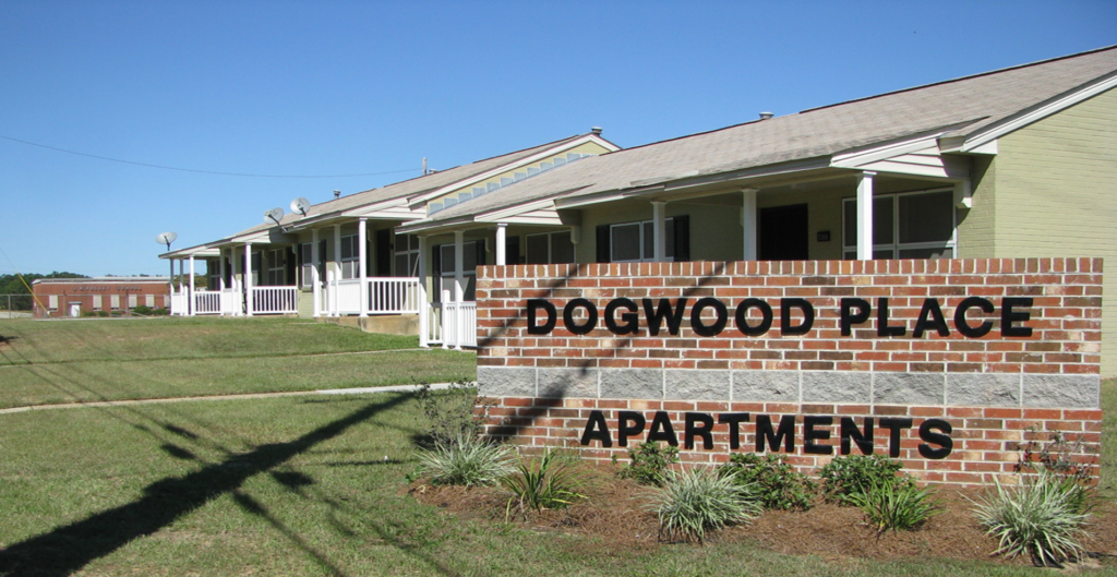 Dogwood Place Sign